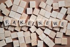 fake news bild